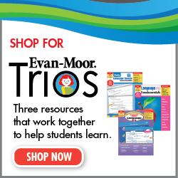 Daily Practice Trio by Evan-Moor