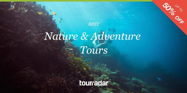 Tourradar Nature & Adventure Online Travel Expo Deals