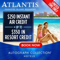 Atlantis Memorial Day Sale!