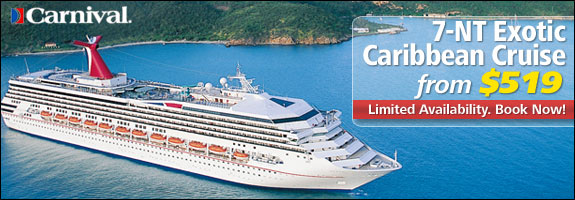 7-NT Exotic Eastern Caribbean Cruise from $519