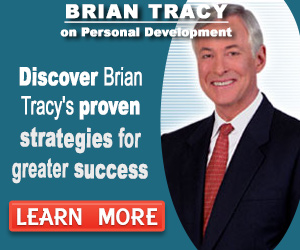 Personal Development with Brian Tracy