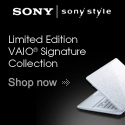 The Sony VAIO Signature Collection