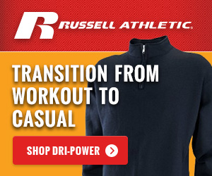 Russell Athletic casual fleece