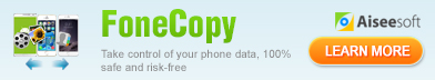 FoneCopy - 1-Click Phone Transfer, 100% Safe and Risk-free