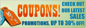 Hireko Golf coupon banner