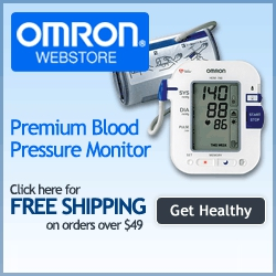 OMRON49AFF - Free Ground Shipping over $49 AD