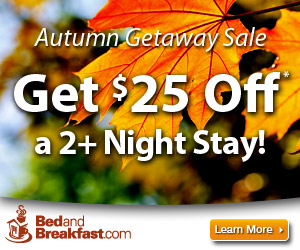 Save $25 on Any Online Reservation