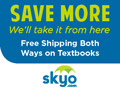 Want Free Shipping on your Textbook Purchase? Click Here!