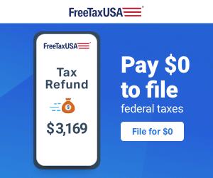 FreeTaxUSA.com Always Free Federal