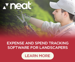 Image for Automate SMB Expense Management Landscaper Red 300x250