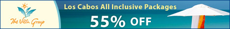 55% Off Los Cabos All Inclusives