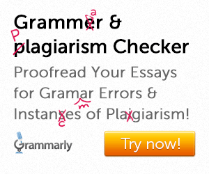 Correct all grammar errors with Grammarly