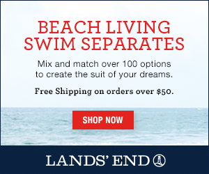 Lands' End Swim