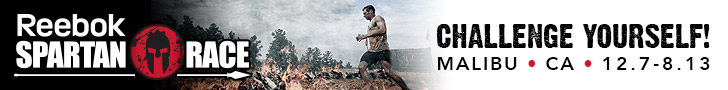 Malibu Spartan Sprint, December 7-8, 2013, Sign Up Now for this Reebok Spartan Race!