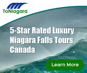 5 Star Rated Luxury Niagara Falls Tours Canada