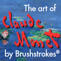 The Fine Art of Claude Monet by Brushstrokes