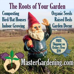 Visit MasterGardening.com For Garden Products!