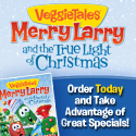 Shop Veggie Tales!