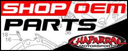 Chaparral Motorsports OEM Parts
