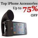 Up to 75% OFF iPhone Accessories + Free shipping