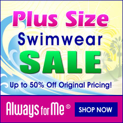 Always For Me - Plus Size Swimwear Sale