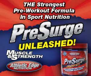 PreSurge Unleashed - Potent Pre-Workout Formula