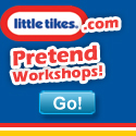 Pretend Workshops from LittleTikes.com