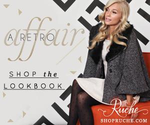 Ruche October Lookbook
