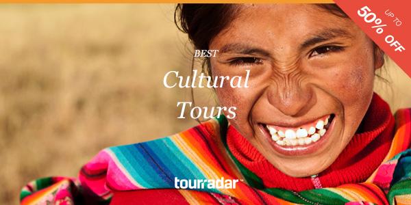 Tourradar Cultural Online Travel Expo Deals