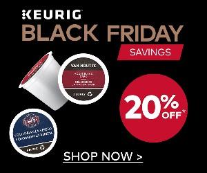 Keurig.ca Black Friday