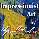 Impressionist Art by Brushstrokes Fine Art