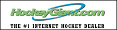 HockeyGiant.com #1 Internet Hockey Dealer