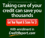 180x150 - How Accurate is Your Credit Report?