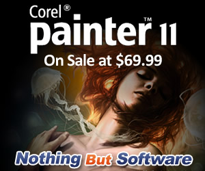 Get Corel Painter 11 for $69.99!