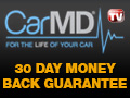 Save $15 OFF on CarMD�. 30 Day Money Back Guarantee!
