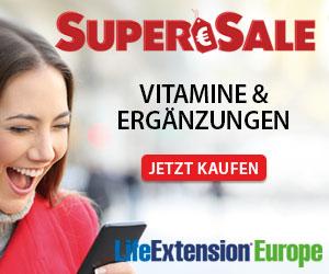 Super Sale. Niedrigster Preis des Jahres - Vitamine & Ergänzungen