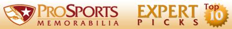 guaranteed authentic sports memorabilia