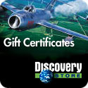 Discovery Channel Store offers Gift Certificates a