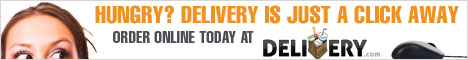 Order online from Delivery.com. New Users, get 1,0