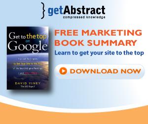 Free Marketing Book Summary