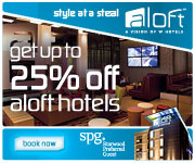 Save up to 25% when you book in advance