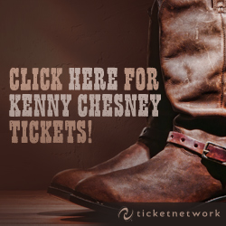 Buy Tickets to see Kenny Chesney Live!