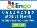 Deals on Lingo.com: Lingo Home Phone Plan Start from $9.95/month