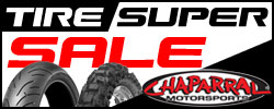 Chaparral Motorsports Motorcycle tires