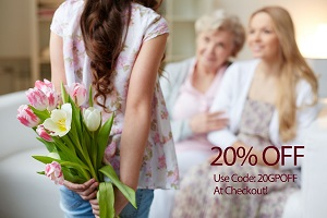 Save 20% Off On Flowers For Any Occasion At OrganicBouquet.com! Use Code: AF20GPOFF At Checkout! Click Here!