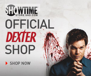 Dexter Blood Spatter Analyst Bobble Head - Convention Exclusive