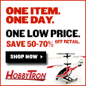 HobbyTron.com ships to APO/FPO/DPO Addresses!