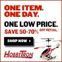 Daily Deals at Hobbytron