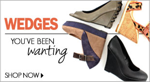 Shoe Metro Wedges