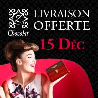 luxurious Christmas chocolates